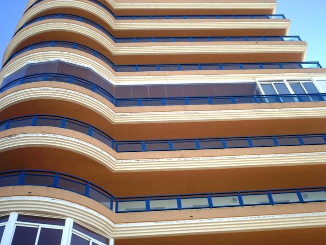 Fachada Invierno Apartamentos Tavernes Gandía 3000 Tavernes de la Valldigna