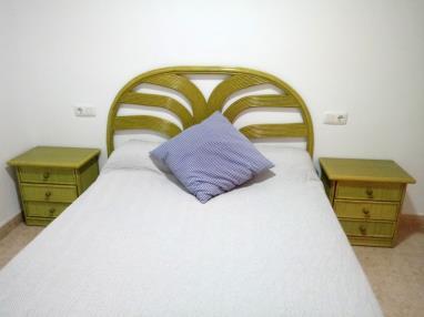 Dormitorio España Costa de Valencia Tavernes de la Valldigna Apartamentos Tavernes Gandía 3000