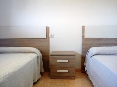 Dormitorio Apartamentos Tavernes Gandía 3000 Tavernes de la Valldigna