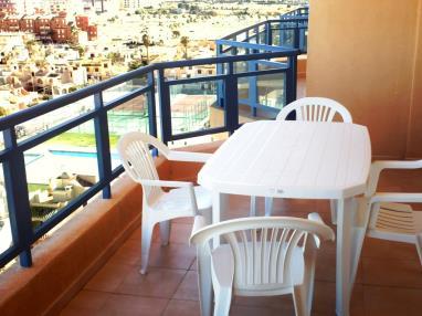 Terraza Apartamentos Tavernes Gandía 3000 Tavernes de la Valldigna