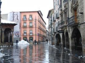 Casco antiguo Jaca JACA Pirenei Aragonesi Spagna