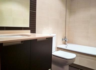 Baño Apartamentos Revolta Sanxenxo 3000 Revolta, a - Noalla - Sanxenxo