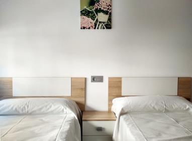 Dormitorio España Galicia - Rías Bajas Revolta, a - Noalla - Sanxenxo Apartamentos Revolta Sanxenxo 3000