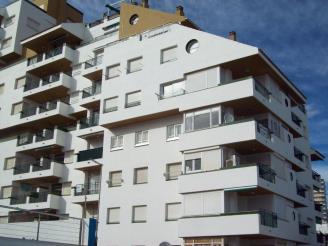 Façade Winte Espagne Costa del Azahar PENISCOLA Appartements Peñiscola Playa 3000