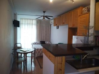 Kitchen Espagne Costa del Azahar PENISCOLA Appartements Peñiscola Playa 3000