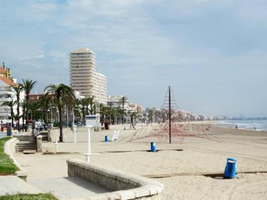 Otros España Costa Azahar Peñiscola Apartamentos Peñiscola Playa 3000