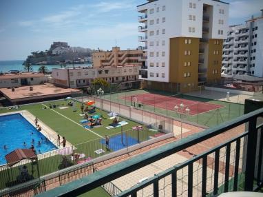 Vistas España Costa Azahar Peñiscola Apartamentos Peñiscola Playa 3000