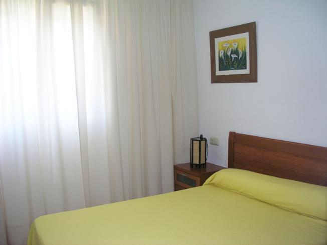 Dormitorio Apartamentos Panoramica Montero Golf 3000 Vinaroz