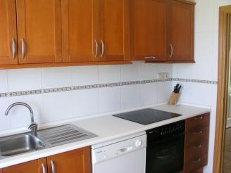 Kitchen Espagne Costa del Azahar VINAROZ Appartements Panoramica Montero Golf 3000