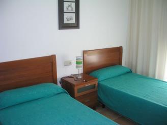 chambre Espagne Costa del Azahar VINAROZ Appartements Panoramica Montero Golf 3000