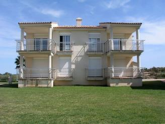 Façade Winte Espagne Costa del Azahar VINAROZ Appartements Panoramica Montero Golf 3000
