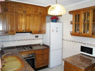 Kitchen Espagne Costa del Azahar PENISCOLA Appartements Voramar 3000