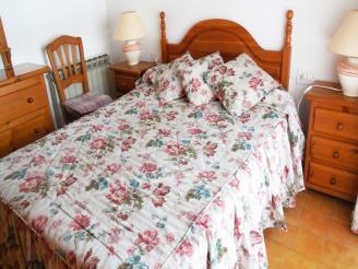chambre Espagne Costa del Azahar PENISCOLA Appartements Voramar 3000