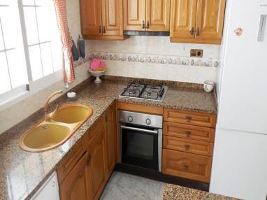 Cocina España Costa Azahar Peñiscola Apartamentos Voramar 3000