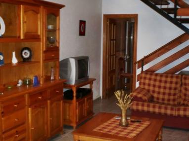 Salón España Costa Azahar Peñiscola Apartamentos Voramar 3000