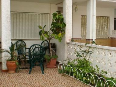 Terraza España Costa Azahar Peñiscola Apartamentos Voramar 3000