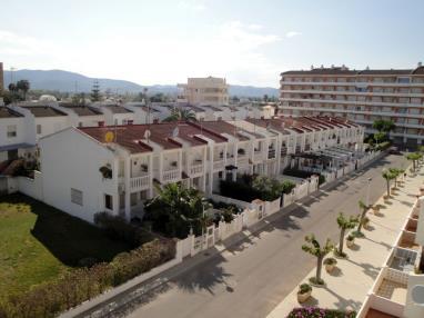 Vistas España Costa Azahar Peñiscola Apartamentos Voramar 3000