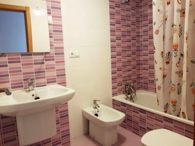 Baño España Galicia - Rías Bajas Portosín Apartamentos Portosin 3000