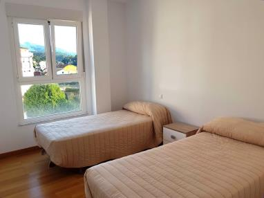 Dormitorio España Galicia - Rías Bajas Portosín Apartamentos Portosin 3000