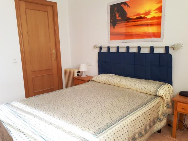 Dormitorio Apartamentos Tenerife 3000 Oropesa del mar