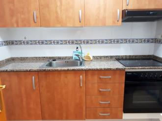 Kitchen Espagne Costa del Azahar OROPESA DEL MAR Appartements Tenerife 3000