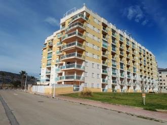 Fachada Invierno España Costa Azahar Oropesa del mar Apartamentos Tenerife 3000