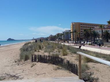 Exterior España Costa Azahar Peñiscola Apartamentos Stil Mar 3000