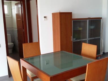 Salón comedor España Costa Azahar Peñiscola Apartamentos Stil Mar 3000