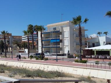 Vistas España Costa Azahar Peñiscola Apartamentos Stil Mar 3000