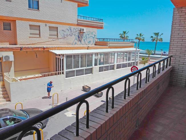 Balcón Apartamentos Oropesa Primera Línea de Playa 3000 Oropesa del mar