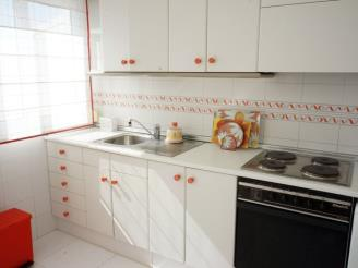 Kitchen Espagne Costa del Azahar ALCOSSEBRE Appartements Poblado Marinero 3000