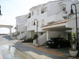 Fachada Invierno España Costa Azahar Alcoceber Apartamentos Poblado Marinero 3000