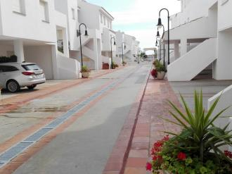 Façade Winte Espagne Costa del Azahar ALCOSSEBRE Appartements Poblado Marinero 3000