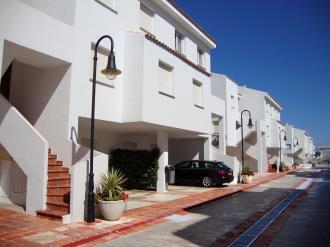 Façade Summer Espagne Costa del Azahar ALCOSSEBRE Appartements Poblado Marinero 3000