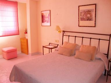 Dormitorio Apartamentos Poblado Marinero 3000 Alcoceber
