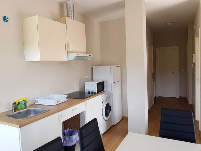 Cocina Apartamentos Ribeira 3000 Ribeira