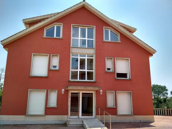 Fachada Verano Apartamentos Ribeira 3000 Ribeira