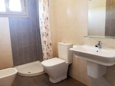 Baño Apartamentos Ribeira 3000 Ribeira