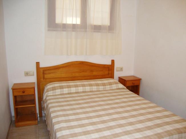 Dormitorio Apartamentos Arcos de las Fuentes 3000 Alcoceber