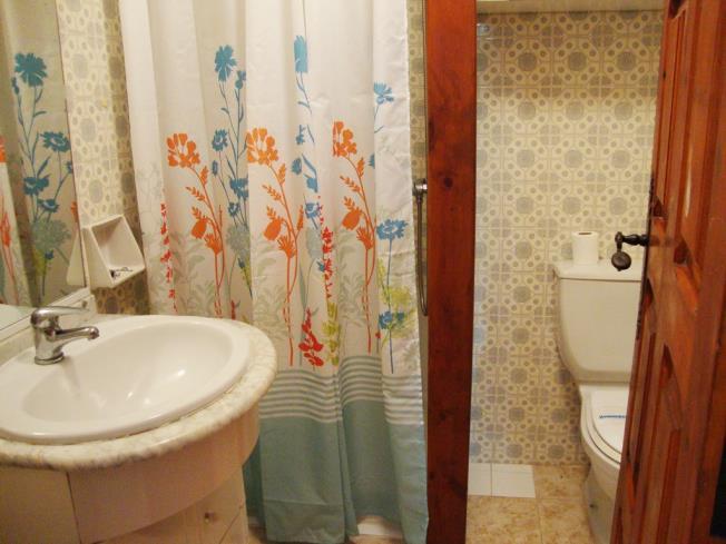Baño Apartamentos Arcos de las Fuentes 3000 Alcoceber