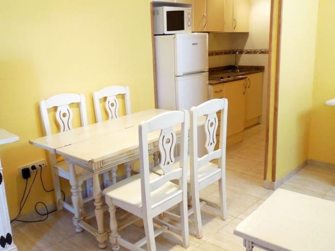 Cocina Apartamentos Arcos de las Fuentes 3000 Alcoceber