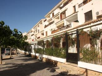 Façade Summer Espagne Costa del Azahar ALCOSSEBRE Appartaments Arcos de las Fuentes 3000