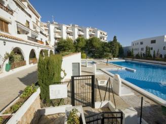 Piscina España Costa Azahar Alcoceber Apartamentos Arcos de las Fuentes 3000