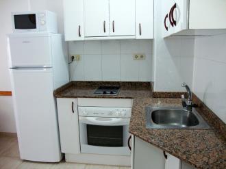 Kitchen Espagne Costa del Azahar ALCOSSEBRE Appartements Arcos de las Fuentes 3000