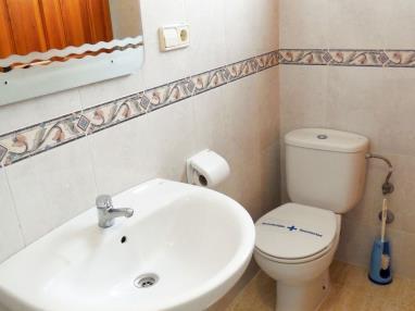 Baño España Costa Azahar Alcoceber Apartamentos Arcos de las Fuentes 3000