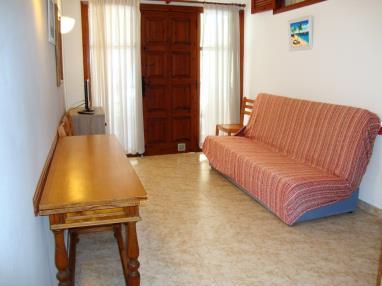 Salón comedor España Costa Azahar Alcoceber Apartamentos Arcos de las Fuentes 3000