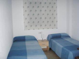 Dormitorio España Costa Azahar Alcoceber Apartamentos Canaret 3000