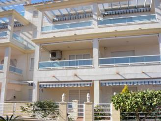 Fachada Verano España Costa Azahar Alcoceber Apartamentos Punta Canaret 3000