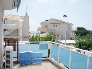 Terraza España Costa Azahar Alcoceber Apartamentos Punta Canaret 3000