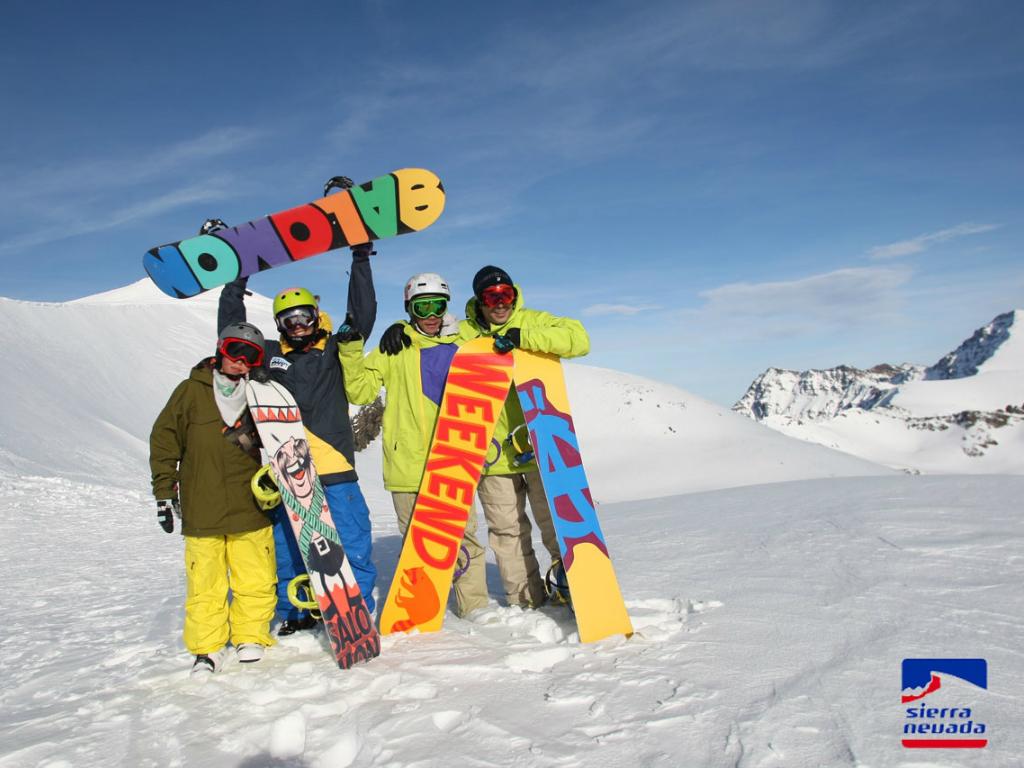 Esquí en Febrero